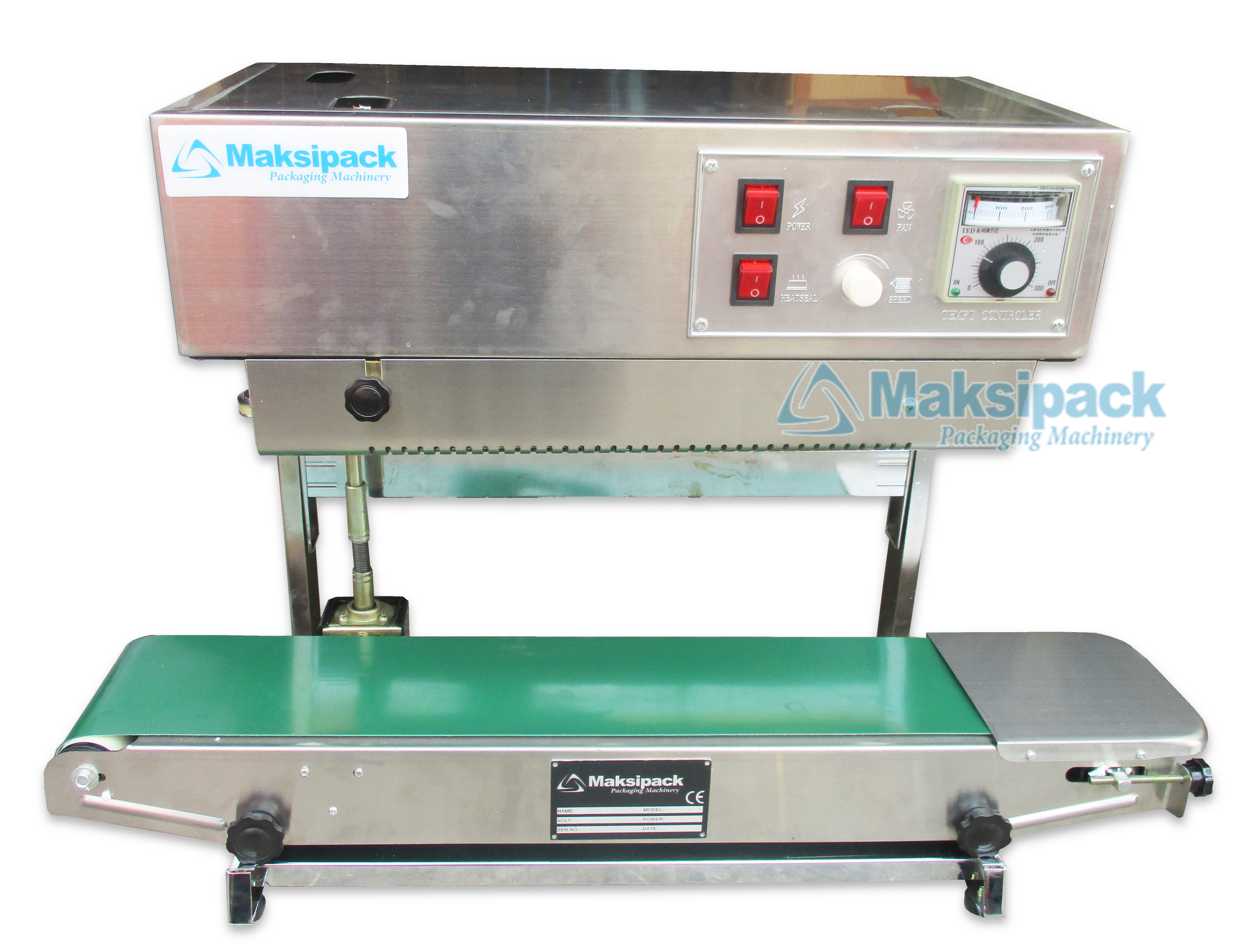 Mesin Band Sealer (Continuous Sealer) FR-900LW