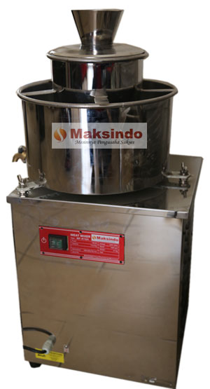 mesin mixer bakso pembuat adonan