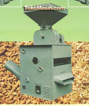 mesin pengupas padi gabah