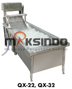 Air Bubble Vegetable Washer