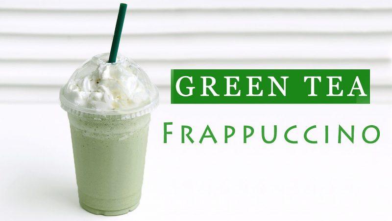 Peluang Usaha Green Tea Frappuccino Dan Analisa Usahanya Toko