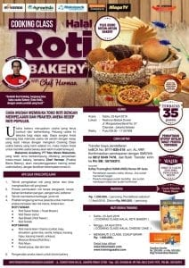 Training Usaha Bakery 23 April 2016