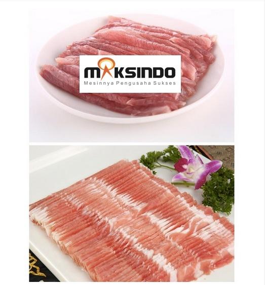 mesin meat slicer dan perajang murah