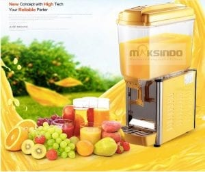 Mesin Juice Dispenser 1 Tabung 15 Liter – DSP-15×1