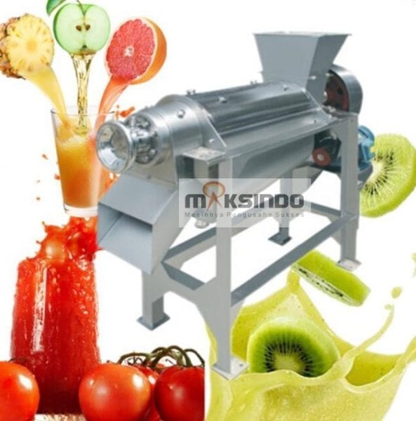 mesin pemeras santan dan buah