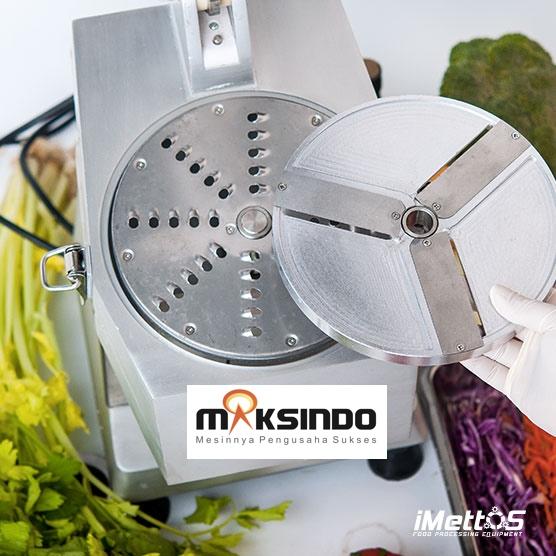 mesin vegetable cutter maksindo