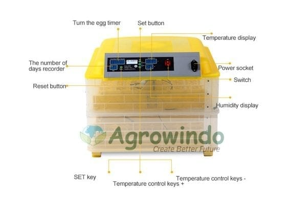 mesin tetas telur