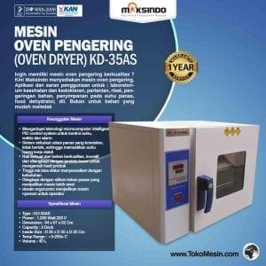 Mesin Oven Pengering (Oven Dryer)-35AS