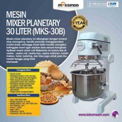 Mixer Roti Planetary