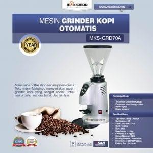 Mesin Grinder Kopi Otomatis – MKS-GRD70A