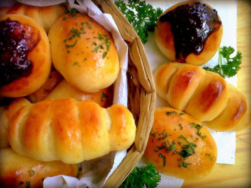 4 Cara Membuat Roti Yang Sederhana Namun Enak Empuk Dan Mudah
