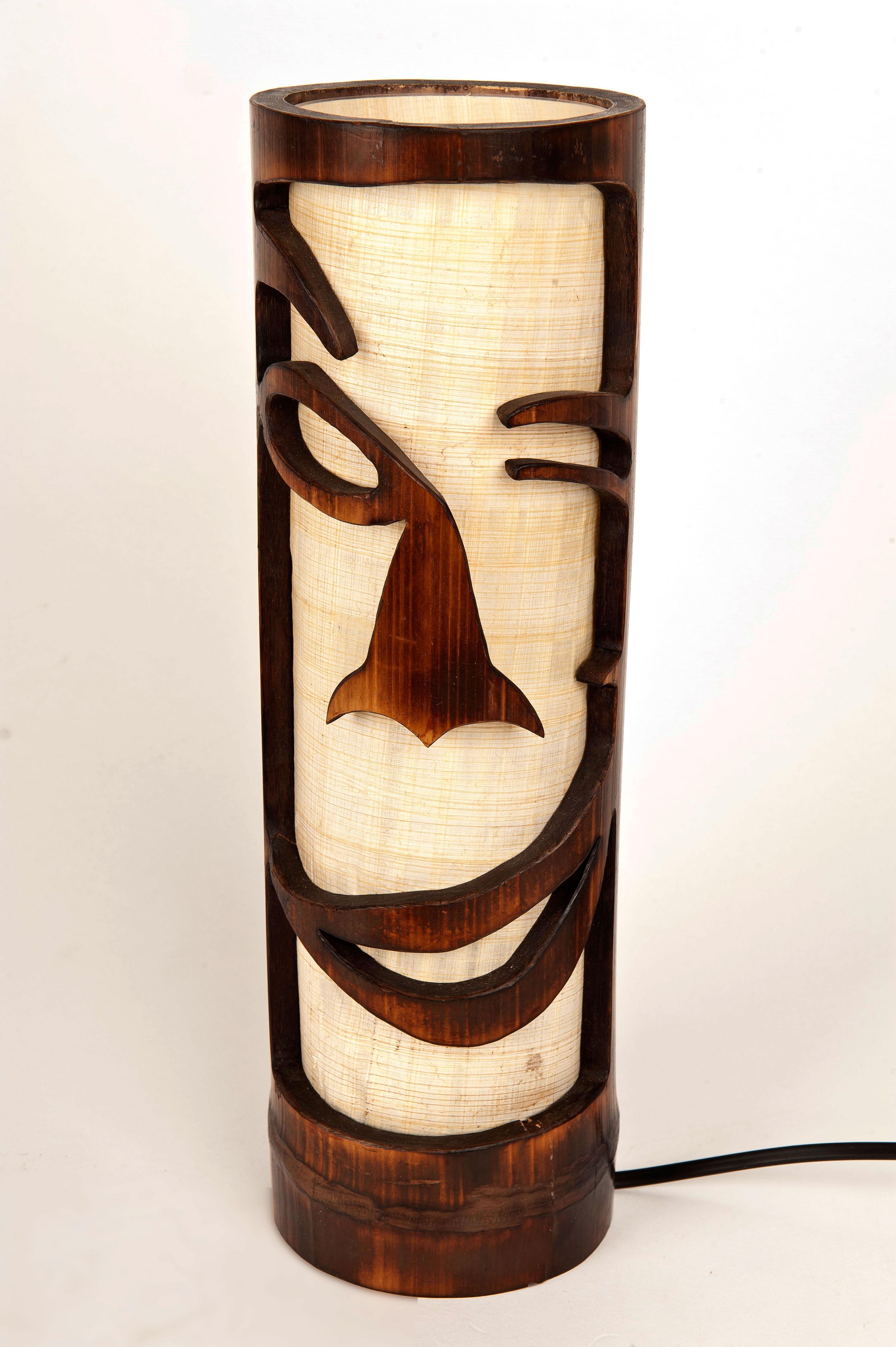 7 Cara Membuat Kerajinan Tangan Dari Bambu Mudah Yang Dapat