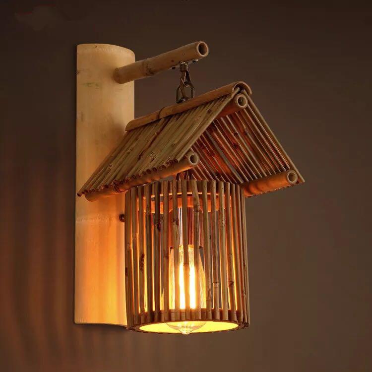 Inilah 3 Cara Membuat Lampu Hias Dari Bambu Toko Mesin Maksindo