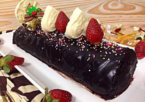 Resep Cake Yogurt Kukus: Inilah Cara Membuat Roti Gulung Coklat Mudah Dan Gampang