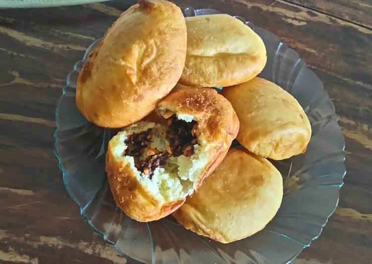 Berbagai Cara Membuat Roti Goreng Isi Kacang Ijo Mudah Dipraktekan