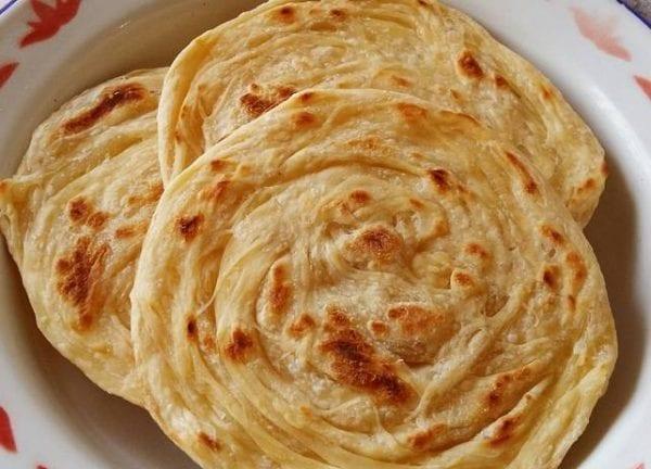 Beberapa Cara Membuat Roti Parata India Yang Mudah Dan Enak
