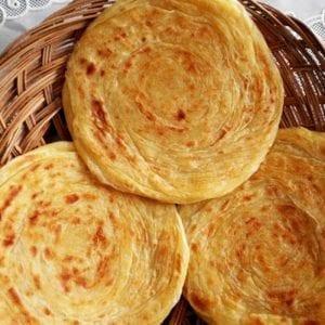 Inilah Beberapa Cara Membuat Roti Maryam Yang Enak