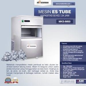 Mesin Es Tube Kristal MKS-IM50
