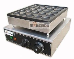 Mesin Mini Pancake Poffertjes 25 Lubang CRIP25 – Listrik