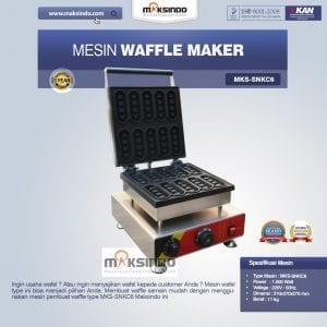 Mesin Waffle MakerMKS-SNKC6
