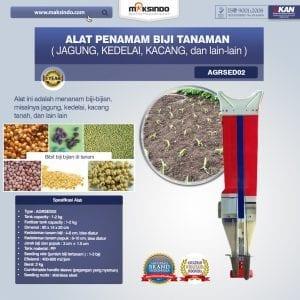 Alat Penamam Biji Tanaman (jagung, Kedelai, Kacang, dll) AGRSED02