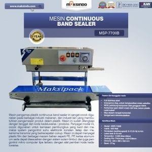 Mesin Continuous Band Sealer MSP-770IIB