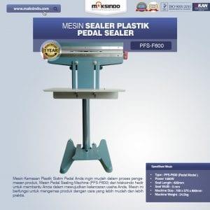 Pedal Sealing Machine (PFS-F600)