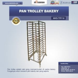 Pan Trolley Bakery (MKS-TRY16)