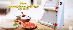 Video Cara Membuat Adonan Bulat Pizza Dengan Menggunakan Mesin Maksindo