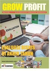 Grow Profit Edisi 51- Evaluasi Bisnis di Akhir Tahun