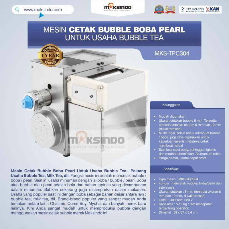 Daftar Harga Mesin Pembuat Boba Bubble Pearl Terbaru ...