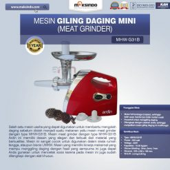 mesin giling daging mini