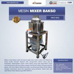 mixer daging