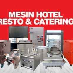 Mesin Hotel Resto Cafe