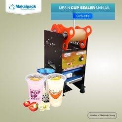 mesin press cup 818