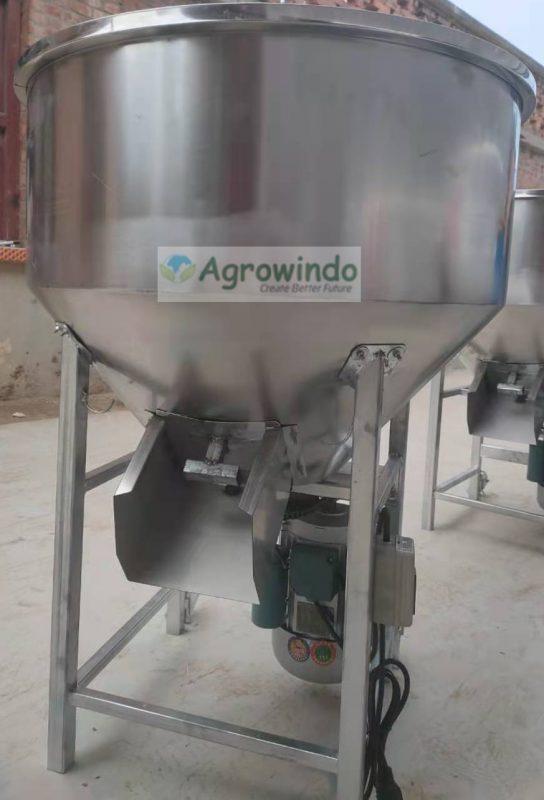 jual mesin mixer vertikal pakan ternak