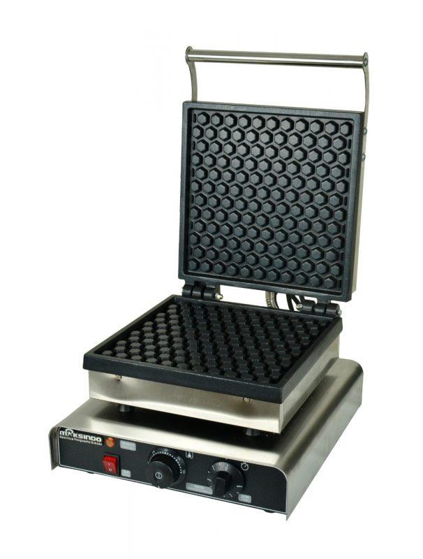 mesin waffle bentuk sarang madu
