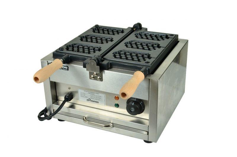 mesin waffle stick sarang madu