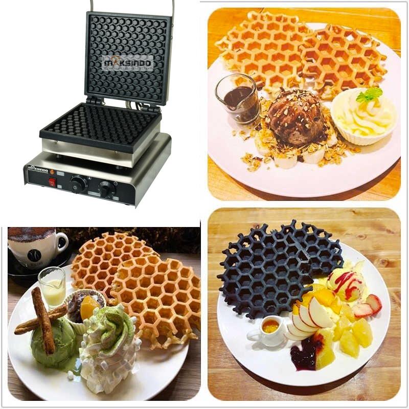 jual mesin waffle